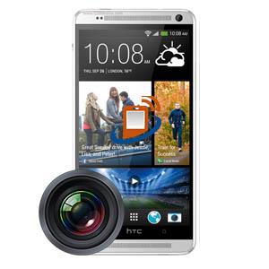 HTC One Max Front Camera Repair