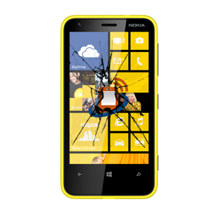 Nokia Lumia 620 LCD / Display Screen Repair