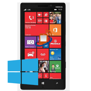 Nokia Lumia 1320 Software Faults