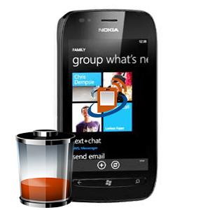 Nokia Lumia 710 Battery Replacement