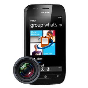 Nokia Lumia 710 Rear Camera Repair