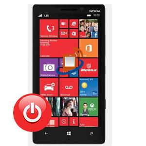 Nokia Lumia 1320 Power Button Repair
