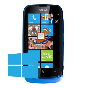Nokia Lumia 610 Software Faults