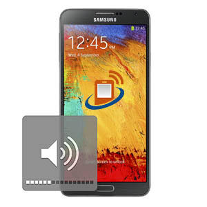 Samsung Note 3 Volume & Mute Buttons Repair
