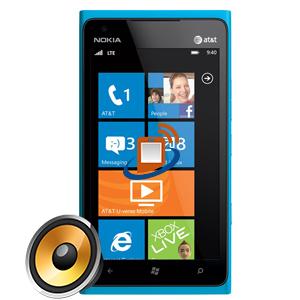 Nokia Lumia 800 Earpiece Repair