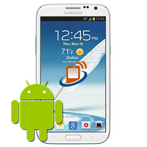 Samsung Note 2 Software Faults