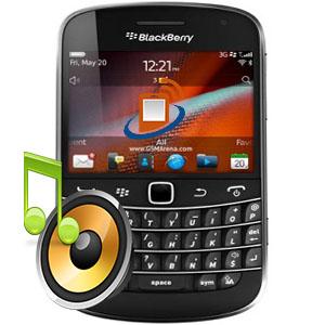 BlackBerry Bold 9900 Loudspeaker Repair