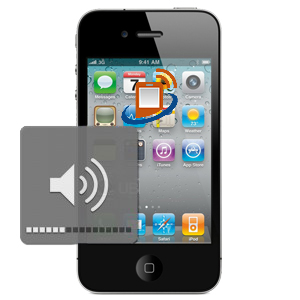 iPhone 4 Loud Speaker