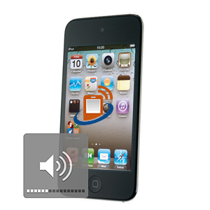 iPod 4 Volume & Mute Buttons Repai