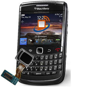 BlackBerry Bold 9900 Trackpad Fault Repair
