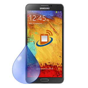 Samsung Note 3 Water / Liquid Damag Recovery