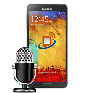 Samsung Note 3 Microphone Repair