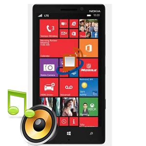 Nokia Lumia 1320 Loudspeaker Repair
