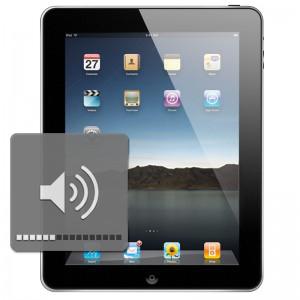 iPad Volume Button Repair