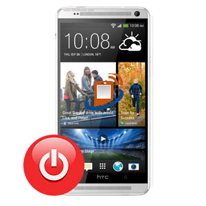 HTC One Max Power Button Repair
