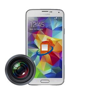 Samsung S5 Rear Camera Repair
