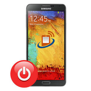 Samsung Note 3 Power Button Repair