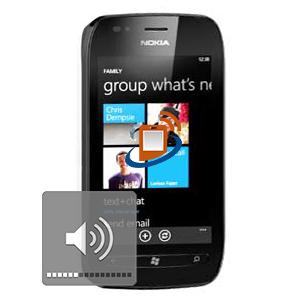 Nokia Lumia 710 Volume & Mute Buttons Repair