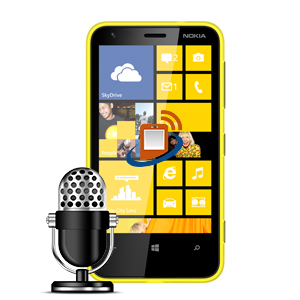 Nokia Lumia 620 Microphone Repair
