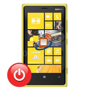 Nokia Lumia 920 Power Button Repair