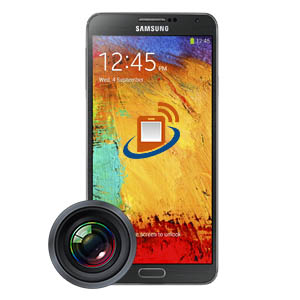 Samsung Note 3 Rear Camera Repair