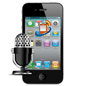 iPhone 4 Microphone