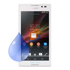 Sony Xperia C Water / Liquid Damag Recovery