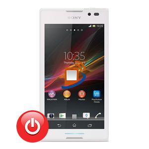 Sony Xpeira C Power Button Repair
