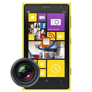 Nokia Lumia 1020 Front Camera Repair