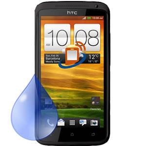 HTC One X Water / Liquid Damag Recovery