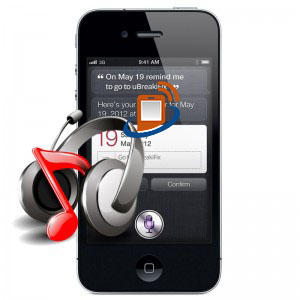 iPhone 4S Headphone Jack Volume & Mute Controls