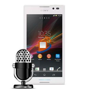 Sony Xperia C Microphone Repair