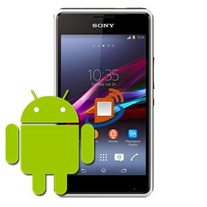 Sony Xpeira E1 Software Faults