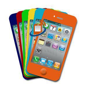iPhone 4S Colour Change