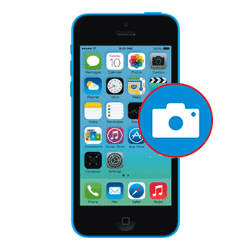 iPhone 5C Rear Camera Replacement