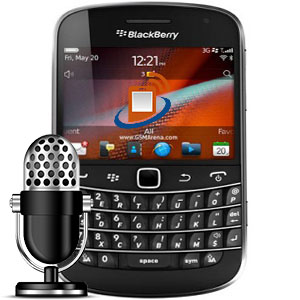 BlackBerry Bold 9900 Microphone Repair