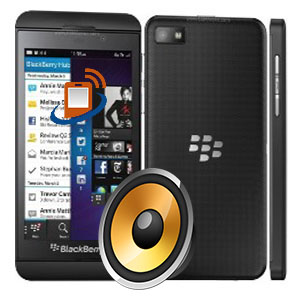 BlackBerry Z10 Earpiece