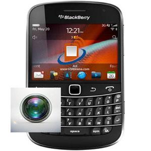 BlackBerry Bold 9900 Camera Repair