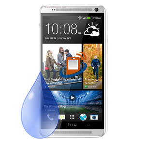 HTC One Max Water / Liquid Damag Recovery