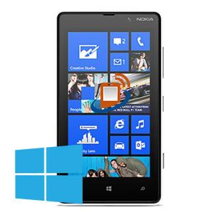 Nokia Lumia 820 Software Faults