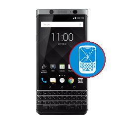 BlackBerry Keyone LCD Screen Repair Dubai