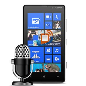 Nokia Lumia 820 Microphone Repair