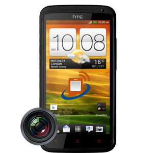 HTC One X Plus Rear Camera Repair