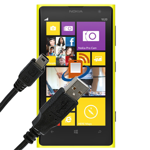 Nokia Lumia 1020 USB / Charging Port Repair