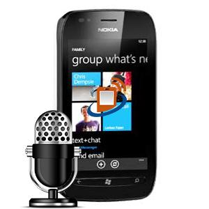 Nokia Lumia 710 Microphone Repair