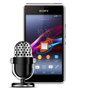 Sony Xperia E1 Microphone Repair