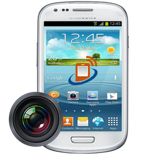 Samsung S3 Mini Rear Camera Repair