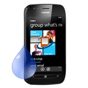 Nokia Lumia 710 Water / Liquid Damag Recovery