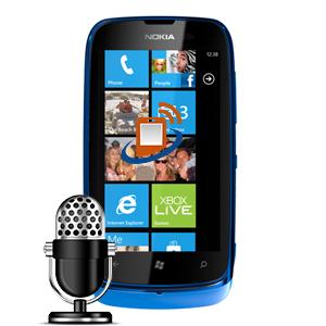Nokia Lumia 610 Microphone Repair