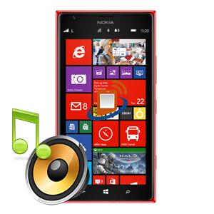 Nokia Lumia 1520 Loudspeaker Repair